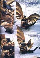 """18""""Godzilla vs King Ghidora Resin Model Kit 1/350"""