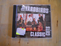 cd album the yardbirds classic cuts