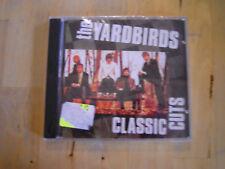 cd album the yardbirds classic cuts