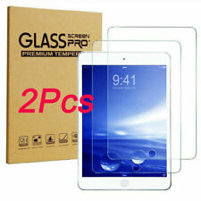 "100%Genuine 2Pcs TEMPERED GLASS Screen Protector  For Apple ipad Air3 10.5"" 2019"