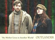 Outlander Season 2 Rainbow Foil Base Card #67 My Mother Lives in Another World?