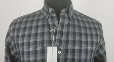 NWT $85 DANIEL CREMIEUX SIGNATURE COLLECTION LUXURY 100% COTTON SHIRT SZ M