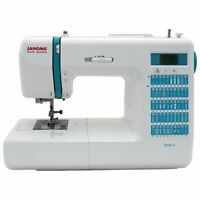 Janome Computerized Sewing Machine DC 2013 with Bonus New