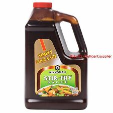 Kikkoman 4lb 14oz/2.2kg Stir-Fry Sauce, Made in USA, Satisfaction guaranteed!