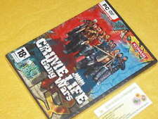 CRIME LIFE Gang Wars x PC DVD-ROM  NUOVO SIGILLATO NEW FACTORY SEALED