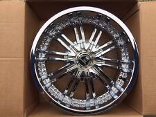 "Brand New 18"" Chrome Wheels For SUBARU IMPREZA,WRX,LIBERTY,GOLF,A3,COROLLA ETC"