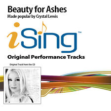 Crystal Lewis - Beauty For Ashes - Accompaniment Track