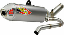Pro Circuit T-6 Full Exhaust System (Silver) 0111945GX