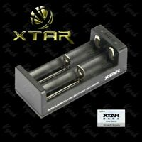 XTAR MC2 USB Lithium Ion Battery Charger / 26650 21700 20700 18650 18350 16340