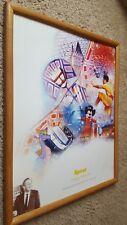 2003 EPCOT Walt Disney World 100 Years of Magic Celebration Park Poster !!!