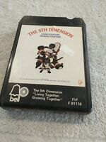 The 5th Dimension - Living Together, Growing Together - 8 Track Tape