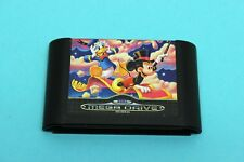 SEGA Mega Drive Spiel - WORLD OF ILLUSION: MICKEY MOUSE, DONALD DUCK - nur Modul