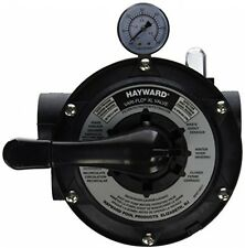 Top-Mount Multiport Valve, Sand Filter Above-Ground Pool Cleaning Water Control