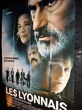 LES LYONNAIS gerard lanvin   affiche cinema