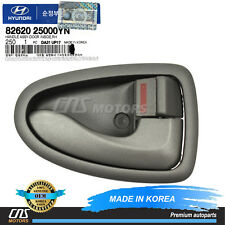 GENUINE Inside Door Handle FRONT or REAR RH for 00-06 Hyundai Accent 8262025000