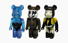 Watchmen Bearbrick 100% 3 Pack Medicom Figures Be@rbrick Limited DC Comics Rare