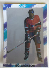"Bo Jackson Odd Ball #NNO5 ""Bo Knows Hockey"" Montreal Canadiens & Oakland Raiders"