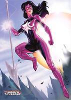 STAR SAPPHIRE / DC Comics The Women of Legend BASE Trading Card #37