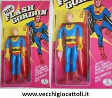 KFS Personaggio Flash Gordon flessibile flexi bendable figure blister MOC