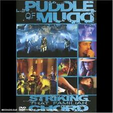 PUDDLE OF MUDD - STRIKING THAT FAMILIAR CHORD (NEW & SEALED) DVD Music Rock