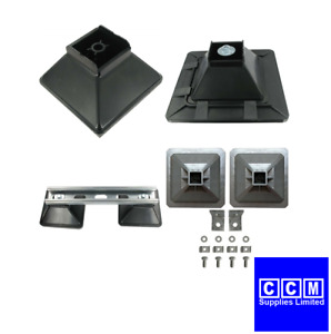 MOUNTING SUPPORTS FOR PIPE WORK, DUCTWORK, CABLE TRAYS, AIR CON EQUIPMENT