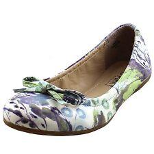 Ballerinas Schuhe aus Synthetik für Damen