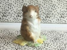 Lovely Beswick Beatrix Potter Timmy Willie From Johnny Town Mouse USC RD8230