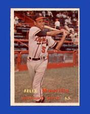 1957 Topps Set Break #188 Felix Mantilla EX-EXMINT *GMCARDS*