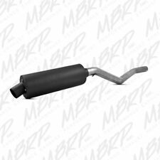 MBRP Slip-on w/Sport Muffler Exhaust for Yamaha YFM 600FWA H Grizzly 1998-2001