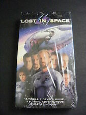 Lost In Space 1998 VHS Tape NEW Sealed William Hurt Gary Oldman Heather Graham
