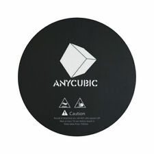 ANYCUBIC Pulley Linear Plus Kossel 3D Printer 240mm diameter heated bed sticker