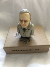 Harmony Kingdom Ball Pot Bellys Belly 'Calvin Coolidge' # Pbhcc New In Box