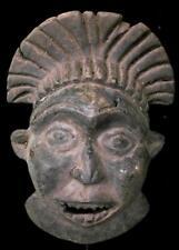 Antiguo Tribal bamileke Casco Máscara --- Camerún BN 14