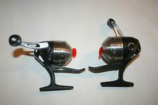 2-Zebco Triggerspin Micro 33 Mtk Spincast Reels(X59)