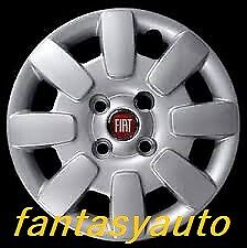 Fiat Panda Dal 2003 > Set 4 Borchie Copponi Copricerchi Ruota 13'' L/R 1302