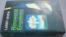LARRY NIVEN Ringworld Engineers UK GOLLANCZ 1/1 HB DW FIRST EDITION SciFi SF