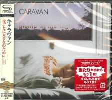 CARAVAN-FOR GIRLS WHO GROW PLUMP IN THE NIGHT-JAPAN  SHM-CD BONUS TRACK D50
