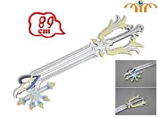 KEYBLADE OATHKEEPER KINGDOM HEARTS 89 CM GREATNESS NATURAL COSPLAY SORA PVC #1