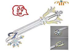 KEYBLADE OATHKEEPER KINGDOM HEARTS 89 CM GRANDEZZA NATURALE COSPLAY SORA PVC #1