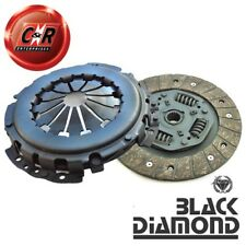 VW Golf Mk4 3.2 R32 Black Diamond Fast Road Organic Performance Clutch Kit