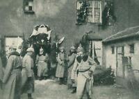 Ludwig III. von Bayern - Quartier in Rezonville - Lothringen - Deutsche Truppen