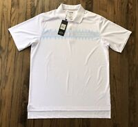 NWT Adidas Men's Relaxed Short Sleeve Golf Polo Shirt Size Large