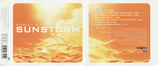 """Maxi CD - Hurley & Todd  """"Sunstorm-Song For Guy"""""""