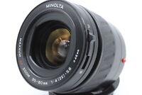 Minolta AF 35-80mm f4-5.6 Minolta / Sony A Mount Lens - Very Good