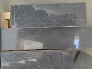 1300mm 400 mm greenteQ Fensterbank Innen Innenfensterbank Fensterbrett Marmor Seitenabschlu/ß