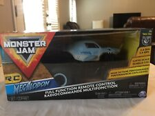 Monster Jam Megalodon 1:24 Scale 2.4 GHz R/C Truck Remote Control NEW