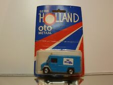 EFSI HOLLAND 302 COMMER TRUCK - KLM  - BLUE - UNUSED IN BLISTER-CARD