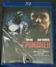 The Punisher (Blu-ray) John Travolta