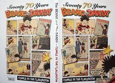 DANDY/BEANO COMPILATION COMIC BOOKS, 1997 and 2008