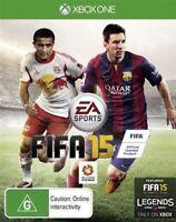Xbox One juego fifa 15 fifa Fútbol